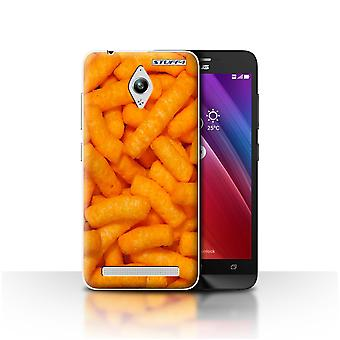 STUFF4 Case/Cover for Asus Zenfone Go ZC500TG/Wotsits/Snacks