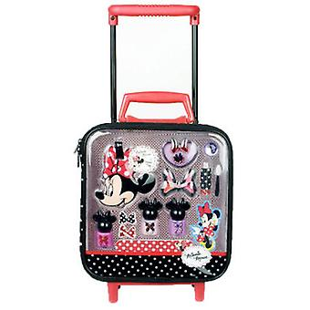 Markwins Minnie Minnie´s Getaway Cosmetic Travel Trolley