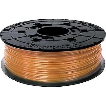 Filament XYZprinting RFPLBXEU07E PLA plastic 1.75 mm Orange 600 g