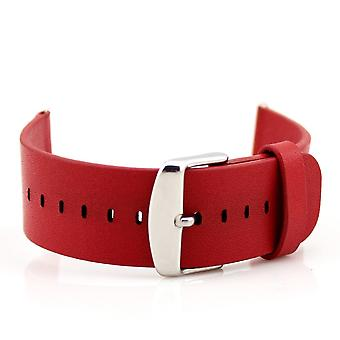 Leather strap for Apple Watch 38 mm (red)