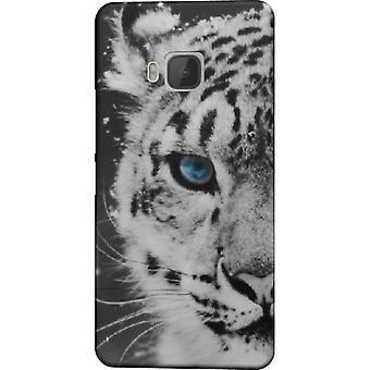 Snow leopard cover for HTC M9