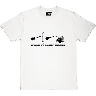 Band Stereotypes Men's T-Shirt