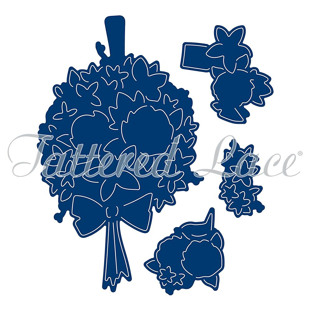Essentials by Tattered Lace Love in Bloom Bouquet Die