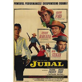 ユバル映画ポスター印刷 (27 × 40)