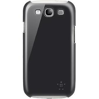 Belkin snap shield hazard black for Samsung Galaxy S3