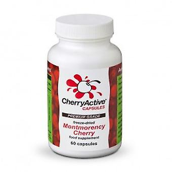 CherryActive - 100% モンモランシー チェリー 60Vcaps