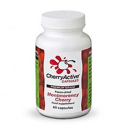 CherryActive - 100% Montmorency Cherry 60Vcaps