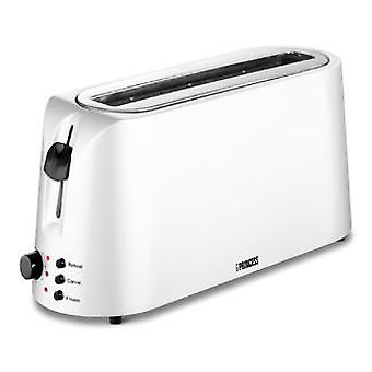 Princess Long Slot Toaster Cool White
