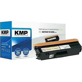 KMP Toner cartridge replaced Brother TN-325BK Compatible Black 4000 pages B-T38
