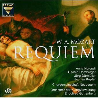 Mozart / Korondi / Kupfer / Durmuller / Romberger - Requiem i D mindre Kv 626 [SACD] USA import