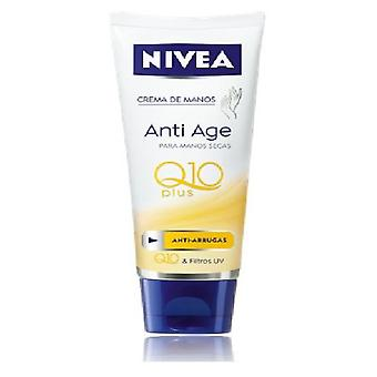 Nivea Hand Lotion Q10 (Man , Cosmetics , Body Care , Hands and feet , Hydration)