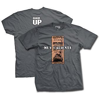 Ranger op Muy Caliente T-Shirt-grå
