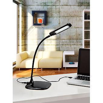 Schuller Eye Led Black Table Lamp (Lighting , Interior Lighting , Work lamps)