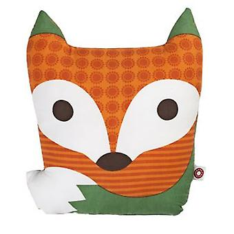 Franck & Fischer Rufus orange fox cushion (Heim , Babys und Kinder , Dekoration , Kissen)