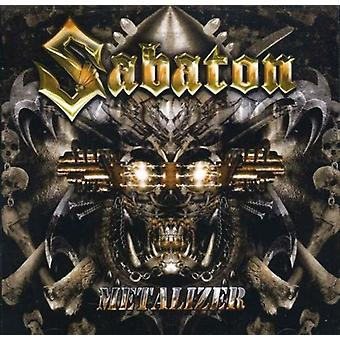 Metalizer: Re-Armed by Sabaton