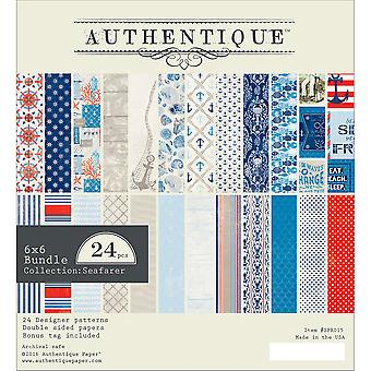 Authentique doppelseitigem Cardstock Pad 6