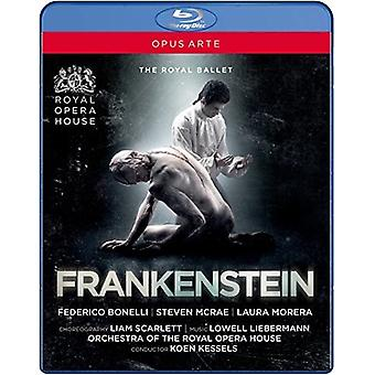 Frankenstein [Blu-ray] USA import