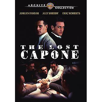 Lost Capone [DVD] USA import
