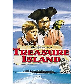 Treasure Island (1950) [DVD] USA import