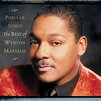 Wynton Marsalis - Popular Songs: Best of Wynton [CD] USA import