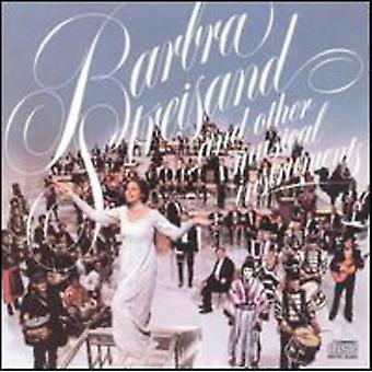 Barbra Streisand - And Other Instruments [CD] USA import