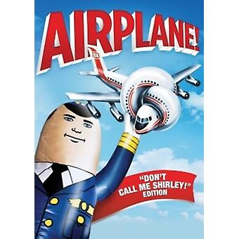 Airplane [DVD] USA import