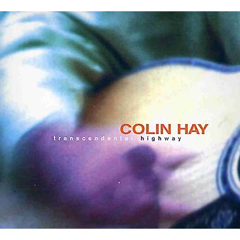 Colin Hay - transcendentala Highway [CD] USA import