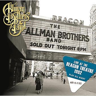 Allman Brothers Band - Play All Night: Live at Beacon Theat [CD] USA Import