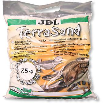 JBL TerraSand Natural White (Reptiles , Beds and Hammocks)
