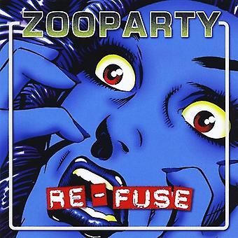 Zooparty - Stati Uniti ri-fusibile [CD] importare