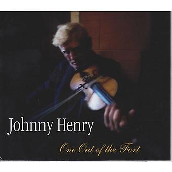 1 つのうち砦 [CD] アメリカ インポート - ジョニー ・ ヘンリー