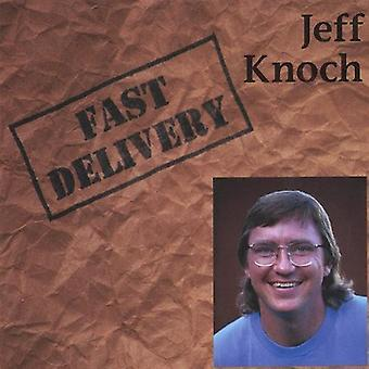 Jeff Knoch - Fast Delivery [CD] USA import