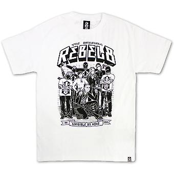 Rebel8 8 Team T-shirt White