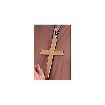 Cross crucifix for monk priest nun costume