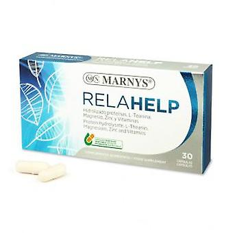 Marny's Relahelp 30Cap.veg. (Vitamins & supplements , Special supplements)