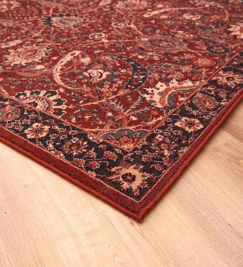Kashqai 4335-300 Similiar a la alfombra en Downton Abbey es una copia similar a la famosa Galería de Corcoran que vendió en Sothebys por $34million rectángulo alfombras alfombras tradicionales