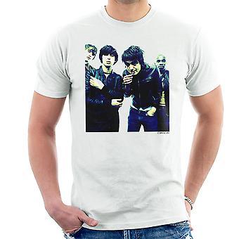 De Libertines Pete Doherty Rookvrije T-Shirt voor mannen