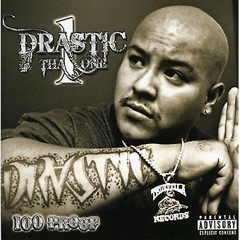 Drastic Tha One - 100 Proof [CD] USA import