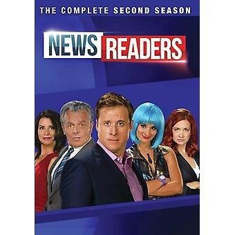 Newsreaders: The Complete Second Season [DVD] USA import
