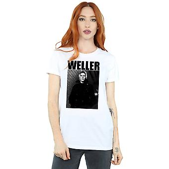 Paul Weller Women's Legend Photo Boyfriend Fit T-Shirt