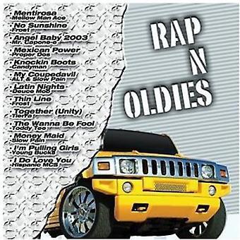 Rap N Oldies - Rap N Oldies [CD] USA importerer