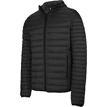 Kariban Mens Lightweight Hooded Down Jacket