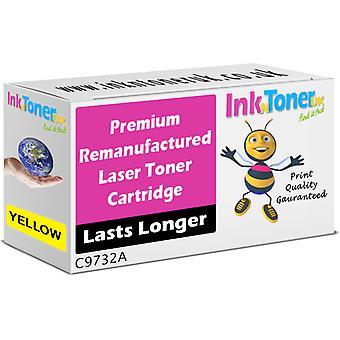 Cartuccia Toner giallo compatibile Hp 645a (c9732a)
