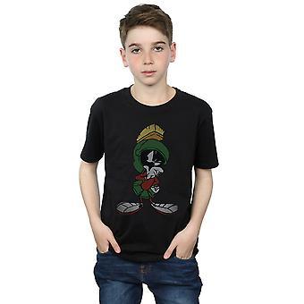 Looney Tunes drenge Marvin Martian udgør T-Shirt