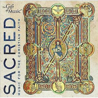 Hellige: Musik til Christian Faith - hellige: musik til Christian [CD] USA importen