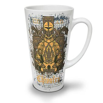 Chivalry Knight Fantasy NEW White Tea Coffee Ceramic Latte Mug 17 oz | Wellcoda