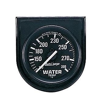 Auto Meter 2333 Autogage Water Temperature Gauge Panel