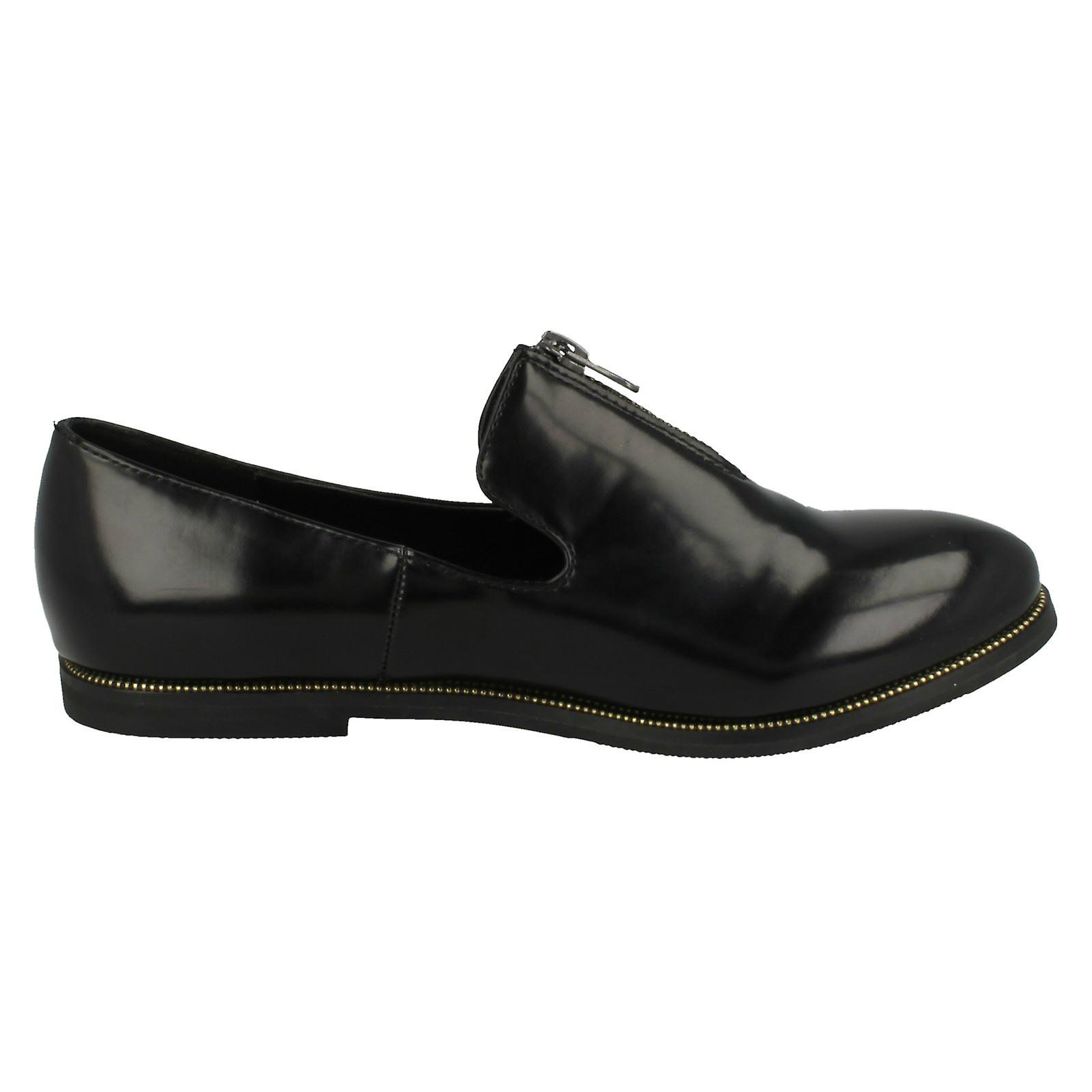 Loafers F80172 Down Ladies Earth To BwqIxzFYt