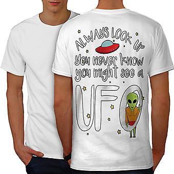 Cercare spazio spazio UFO Martyversion2-maglia retro | Wellcoda