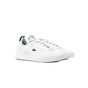 Lacoste LT Spirit Knit White Trainers